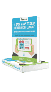 9 easy ways to stop hotel booking leakage